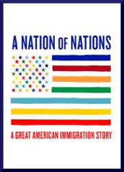 Book Festival Poster: A State of Many Nations: Immigration and the Changing Face of Virginia