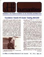 1975 April Newsletter