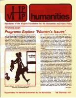 1977 Summer Newsletter