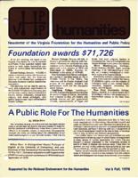 1978 Fall Newsletter