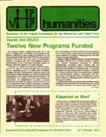 1977 Winter Newsletter