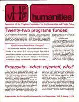 1978 Spring Newsletter