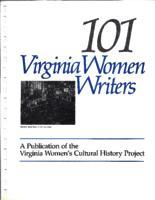 101 Virginia Women Writers