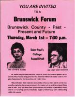 Brunswick County: Past, Present and Future