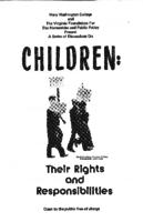 Children: Their Rights and Responsibilities