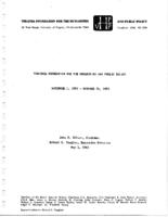 1983 NEH Report